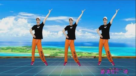 热播DJ版健身操《情歌飞飞》减脂瘦身,越跳越美丽