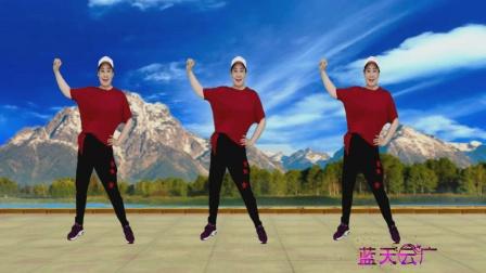 弹跳健身操,提高手脚协调性,增强肺活量,轻松瘦身