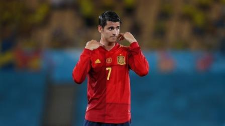 欧洲杯-西班牙0-0战平瑞典,莫拉塔失良机奥尔森献神扑