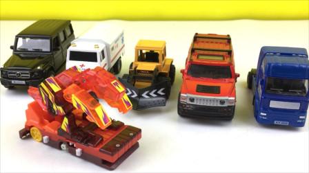 爆裂飞车分享越野车模型玩具