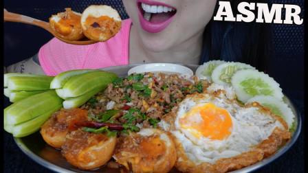 吃货:蔬菜、大米饭混合,味道真美味