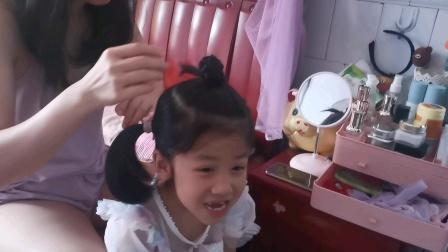 美美去学校