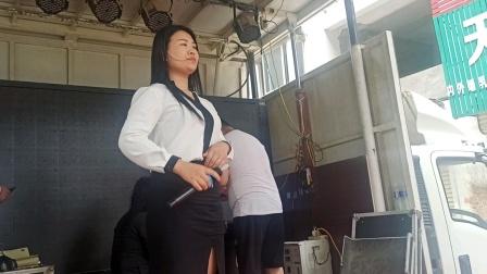 豫东一级豫剧演员:随丽