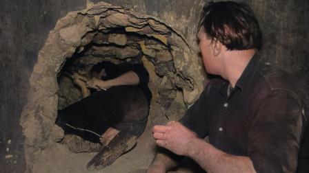这部越狱片鼻祖看的我头皮发麻,囚犯挖洞越狱,可结局想不到