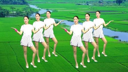 网红广场舞《且问》创新64步 附教学