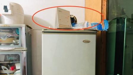 无论家里有钱没钱,冰箱上别放3样东西,不是迷信,回家挪走