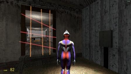 迪迦奥特曼在密室发现怪兽的红外线怎么办?