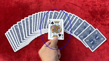 为什么魔术师能准确找出观众的牌,特简单,学会骗朋友玩