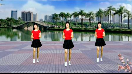 动感流行广场舞《姑娘别等了》岁月有遗憾,深情最值得!