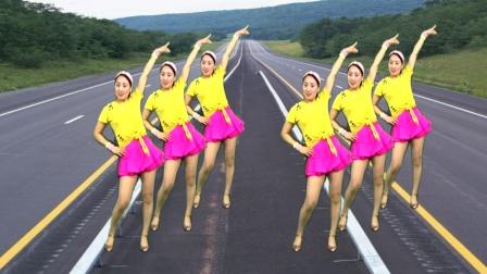 一支《你莫走》 32步广场舞 附教学