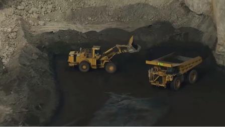 世界产量最高的煤田不在中国?地跨9个州,年产4亿吨