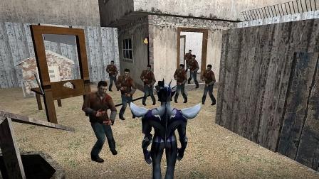奥特曼发现密室的人类变成小僵尸了怎么办?