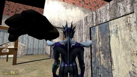 赛罗去密室里,遇见黑色的神秘之手怎么办?