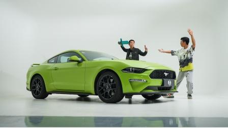 《铁秀》这年头花40万买辆Mustang,图个什么?