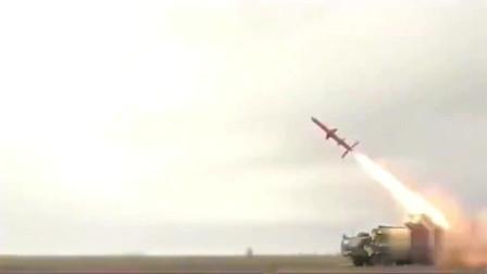 见过战斗机被导弹追击,来看乌克兰苏-27追着导弹跑