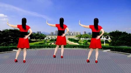 柔美广场舞《一个妈一个家》有妈的地方就是家,好听好看附教学