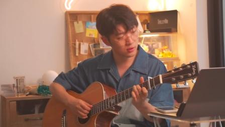 玩易吉他弹唱教学《几分之几》ve唯一 cove卢广仲
