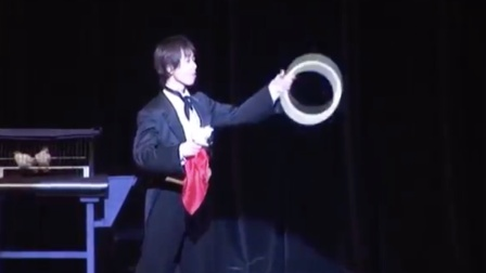日本青年魔术师 境田祐志