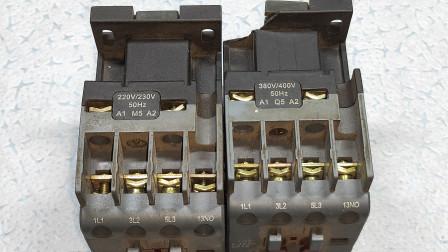 电工知识:接触器上的Q5、Q7、M5代表什么意思?老电工经验分享,值得收藏