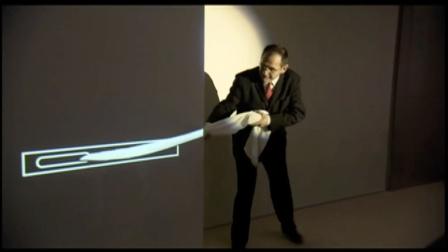 那些年追过的魔术师之 Jean Garin 人屏互动