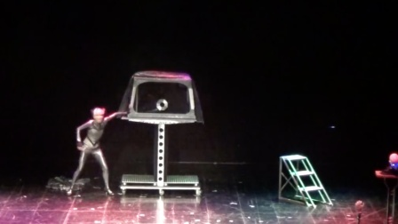 西班牙魔术师 Riversson Robot