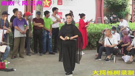 曲剧《陈三两》选段:陈奎好比一只虎