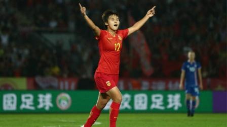 中国女足最不可思议一球,被奥运会官方评为历史最佳进球之一!