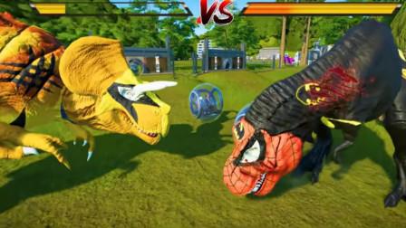 侏罗纪世界296恐龙大PK