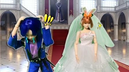 斗罗故事 唐三跟小舞求婚成功 婚礼上却崩溃大哭