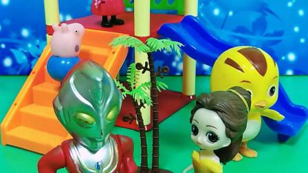 奥特曼不愿意救王后,贝尔又来找葫芦娃,大家说葫芦娃要不要答应?