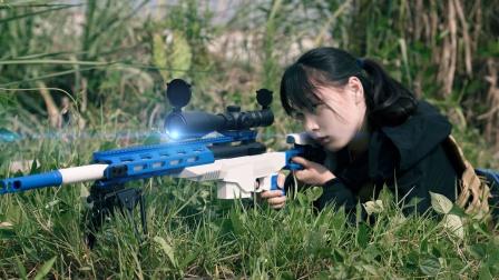 真人使命召唤:什么是狙击手的噩梦?我一点不都不气,真的!