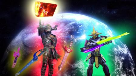 贤人归还圣剑,尤里开启双剑形态,老乌将成为新的真理圣主!