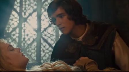 沉睡魔咒:必须有真爱之吻公主才会醒来,怎料王子一亲没醒,尴尬