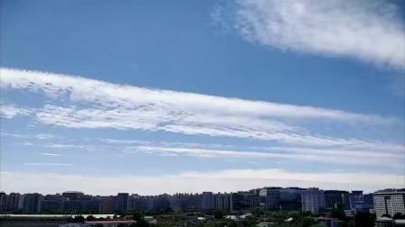 一段延时摄影,一起看云卷云舒