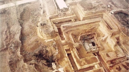 河北一砖厂塌方出土西汉古墓,铭文的发现,揭开墓主人身份之谜