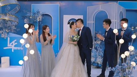 吕威&方梦思 婚礼全程