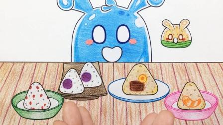 手绘定格动画:端午节要到了,百变啾啾好纠结,吃咸粽还是甜粽呢