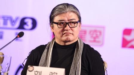 """刘欢患""""不死癌症""""后罕见露面 疑暴瘦20斤"""