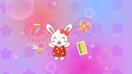 兔小贝儿歌:送礼物,经典益智早教儿歌