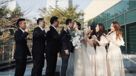TongStudio瞳影像出品   Mr Chen + Mrs Li · 蛇口希尔顿酒店