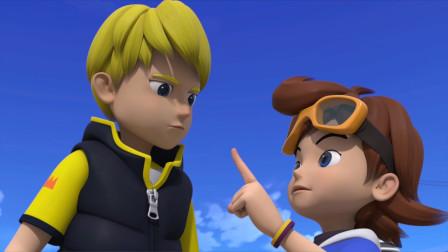 魔幻陀螺5:安德烈与灵动兄弟相约下次再一起玩