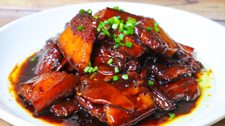 猪肉最近便宜了,大厨教你地道农家炖肉,吃起来比红烧肉还好吃!