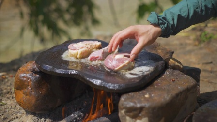 原来烤肉还可以这样吃!