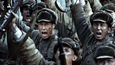 朝鲜战争中,志愿军后勤运输遭到破坏,前线战士经常饿着肚子打仗