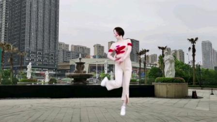 动感欢快节奏现代广场舞(飘飘摇)