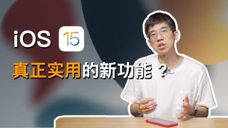 【大锤体验】iOS 15 真正实用的新功能???
