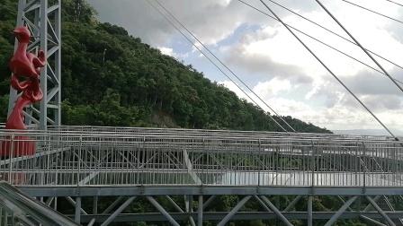 20210617,三亚市呀诺达热带雨林风景区玻璃栈道