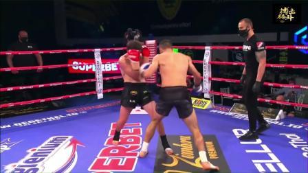 MMA暴力KO大合集,各种重拳猛击,看完不寒而栗