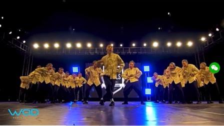 《世界舞蹈大赛冠军—老人舞》