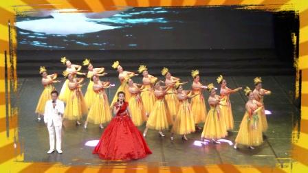 歌舞《不忘初心》视频欣赏